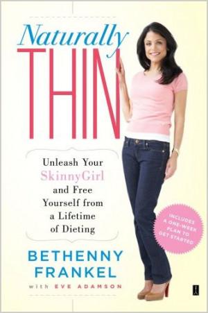 Bethenny's book full of skinny girl secrets