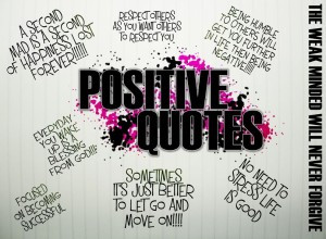 Positive Quotes - Manifest Your Life Dream