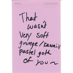 font, kawaii, pastel goth, soft. grunge