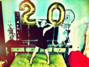 Miley Cyrus 20th birthday: how she celebrated the day?