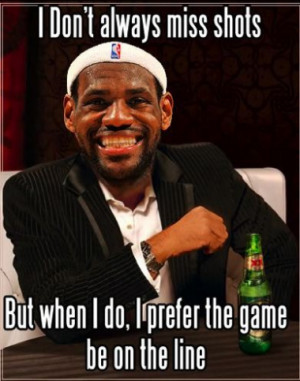 """Kobe and LBJ remain the co-holders of the """"Most Memed Men in the ..."""