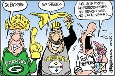 Funny Steelers | Dennys Funny Quotes: Funny Super Bowl: Cartoons and ...