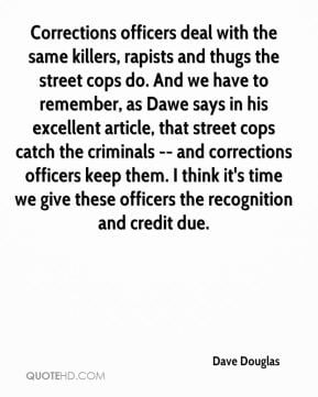 Correctional Officer Quotes