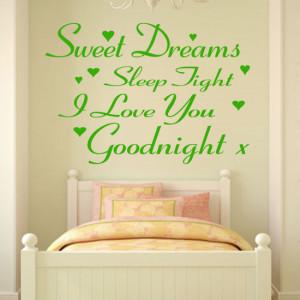 Sweet Dreams'