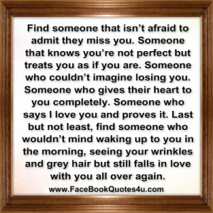 Quotes About Being Scared Of Losing Someone You Love