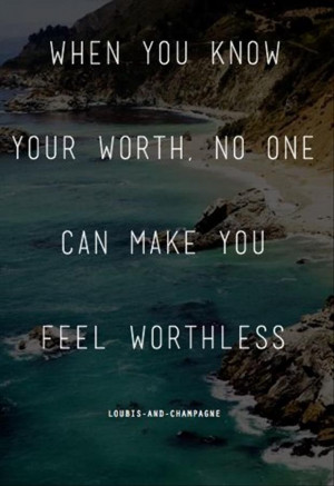 Know Your Worth Pictures, Photos, and Images for Facebook, Tumblr ...