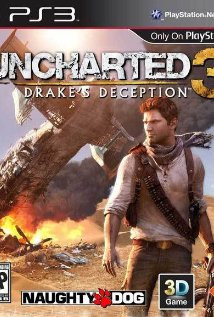 Uncharted 3: Drake's Deception (2011) Poster