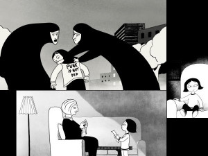 Persepolis - A great film all round!!