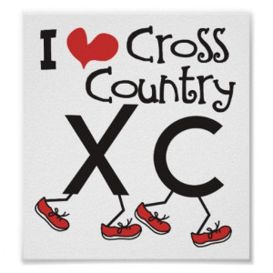 Funny Running Cross Country Quotes I Heart Cross Country Running