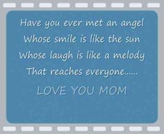 Missing You Mom Quotes Death