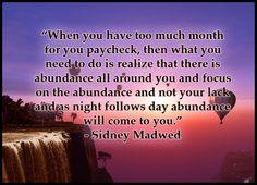 abundance-quotes Clinic