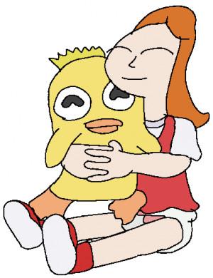 Love You Ducky Momo Artemisito