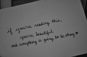 aww, beautiful, cursive, okay, text, you