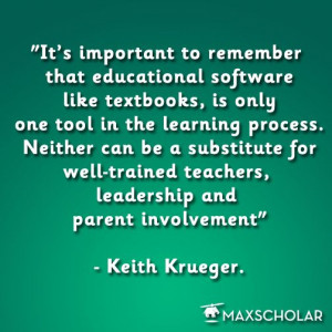 ... the day by Keith Krueger |#technology #education #teachers #edchat