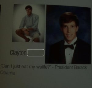 Related Pictures funny senior yearbook quote thug life jpg