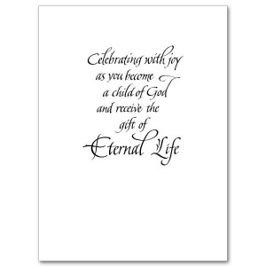 ... are the card front congratulations your baptism inside for Pictures