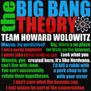 howard_wolowitz_quotes_zip_hoodie_dark.jpg?color=Black&height=460 ...