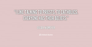 Catholic Priest Quotes