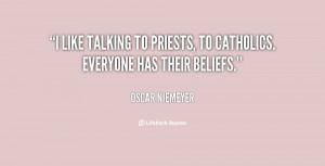 Catholic Priest Quotes