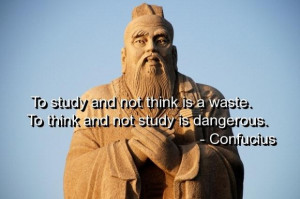 Most Famous Confucius Quotes