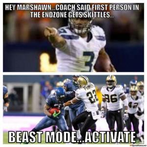 SportsMemes.net > Football Memes > Marshawn Lynch Skittles