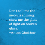 Big Thing week 15: Interview with an Author How to Write like Chekhov ...