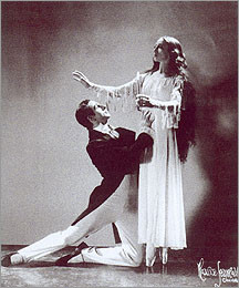Credit: Maurice Seymour. Choreography by George Balanchine © The ...