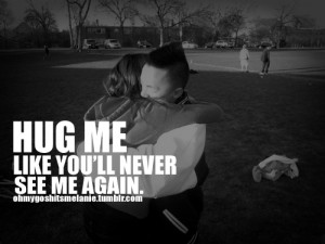 Best Hug Quotes On Images - Page 11