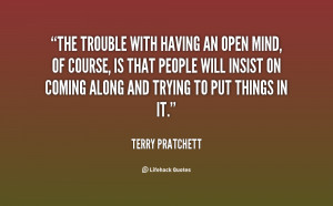 Open Mind Quotes Preview quote