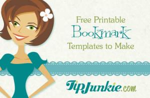 80 Free Printable Bookmarks to Make