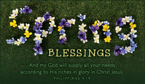 spring blessings ecard send free personalized spring cards online