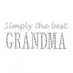 Simply the Best Grandma