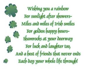 Irish Shamrock Clip Art - St. Patricks Day Graphics