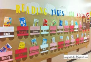 Elementary School Library Decorating Ideas Elementary bulletin board