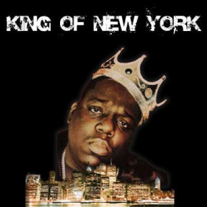 The original king of New York, Christopher Wallace