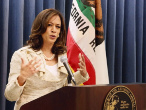 Kamala Harris Tries to Stop 'Shoot the Gays' Referendum