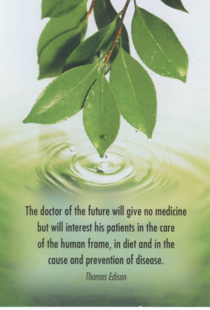 Naturopathic medicine uses the science and practice of diagnosing and ...