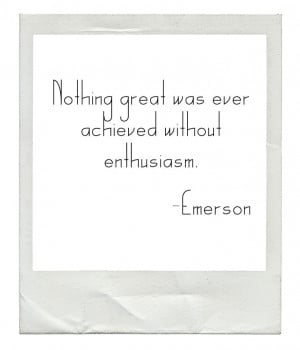 Emerson for social studies...romantic era