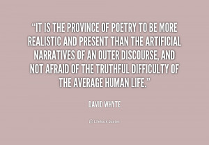 David Whyte Quotes On Faith