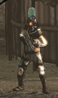 Fry bandit-trap outlaw