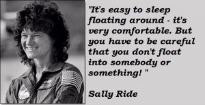 Sally ride quotes 2