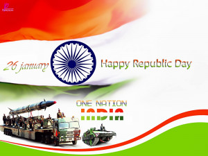 Happy Republic Day Wishes and Greetings Quote 26 January Republic Day ...