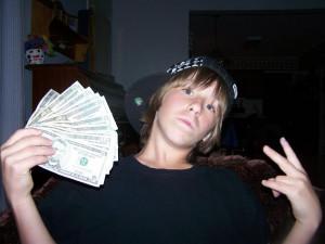GANGSTA MONEY Picture
