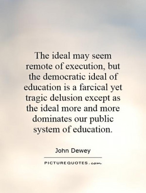 john dewey on democracy essay John dewey criticism - essay  [in the following essay, ratner examines dewey 's personal definition and objectives for his  john dewey, spiritual democracy,.