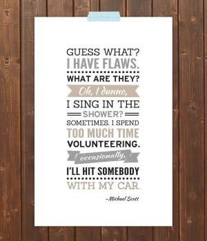 ... , Quote Posters, Michael Scott Quotes, Quotes Michael, Best Quotes