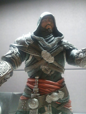 Ezio Auditore Firenze Credited