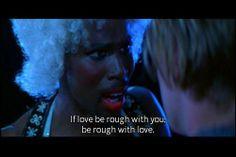 Harold Perrineau as Mercutio in Romeo + Juliet, 1996 More