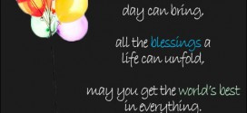 Inspirational Birthday Wishes for a Friend, Best Christian ...