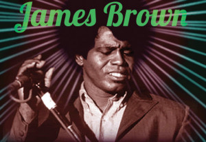 James Brown And King Concert
