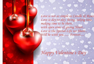 Happy Valentines Propose Day 2014 Romantic SMS Messages Quotes